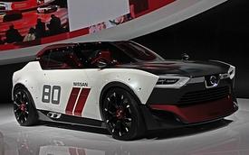 IDx Nismo concept - Xe thể thao bằng sợi carbon của Nissan