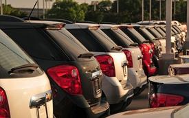 Doanh số xe hơi thế giới trong tháng một đạt mức kỷ lục