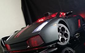 """Case máy tính """"đội lốt"""" siêu xe Lamborghini Gallardo cực chất"""