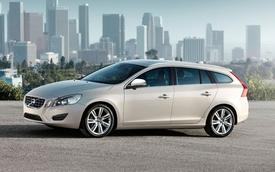 Volvo công bố giá bán mẫu V60 wagon mới