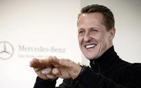 Tình trạng sức khỏe của Michael Schumacher đã có biến chuyển