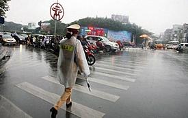 Hà Nội phân làn giao thông dịp tết Giáp Ngọ
