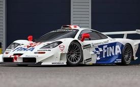 Hàng hiếm McLaren F1 GTR Longtail có giá hơn 5 triệu USD