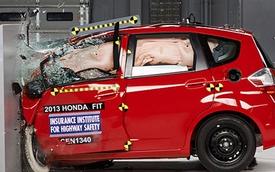 Honda Fit bị loại khỏi danh sách xe nên mua vì kém an toàn