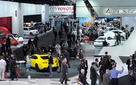 Điểm mặt các anh tài tại Detroit Auto Show 2014