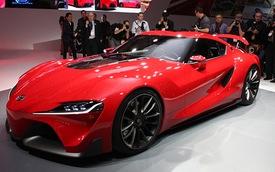 Toyota trình làng xe thể thao FT-1 concept