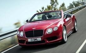 Bentley Continental GT V8 S sẵn sàng cho thị trường Mỹ