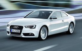 Audi A5 2016 sẽ nhẹ hơn và đẹp hơn