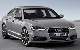 Audi A4, A5 và A6 có phiên bản siêu tiết kiệm nhiên liệu mới