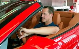 """Các bác sĩ bắt đầu """"đánh thức"""" Michael Schumacher"""
