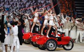 Sidecar Ural - Biểu tượng nước Nga xuất hiện trong lễ khai mạc Thế vận hội mùa đông