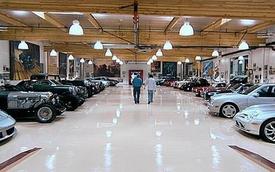 """Những bộ sưu tập xe hơi """"khủng"""" nhất thế giới"""