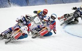 Đua xe trên băng - Giải đua xe độc nhất và khắc nghiệt nhất hành tinh