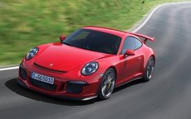Porsche chính thức thu hồi 911 GT3 thế hệ mới