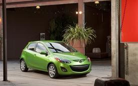 Mazda phát triển subcompact crossover mới rẻ hơn CX-5