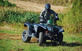 M1nsk giới thiệu xe địa hình ATV KD 625
