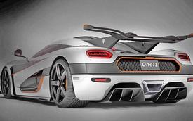 Những thông tin đầu tiên về siêu xe Koenigsegg One:1