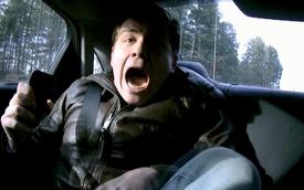 Taxi chạy cảnh sát, hành khách sợ phát khiếp
