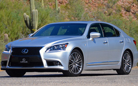 Lexus được đánh giá là xe tốt nhất