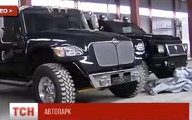 Phát hiện bộ sưu tập xe sang của con trai cựu tổng thống Ukraine