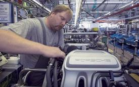 Porsche chi 171 triệu USD để thưởng cho nhân viên