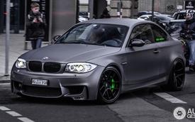"""Hàng hiếm BMW 1M Coupe xám mờ cực """"chất"""" tại Đức"""