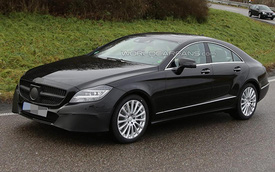 Mercedes-Benz CLS mới trình làng vào tháng 6 tới