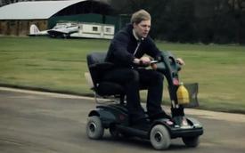 Xe tay ga cỡ nhỏ lập kỷ lục thế giới với vận tốc 129 km/h