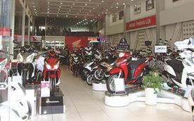 Xuất khẩu xe máy - Giải pháp tốt khi thị trường bão hòa