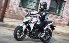 Honda thu hồi hàng loạt CB500X, CB500F và CBR500R
