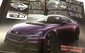 Nissan GT-R 2016 - Siêu xe hybrid với công suất 800 mã lực
