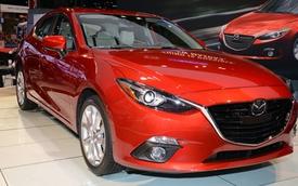 Mazda3 dần bị khách hàng quay lưng