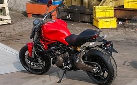 Ảnh sống Ducati Monster 821