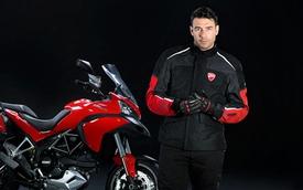 Ducati Multistrada 1200 D-Air - Mẫu môtô đầu tiên trên thế giới hỗ trợ túi khí