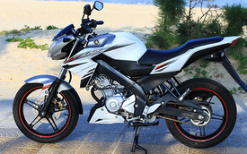 Yamaha FZ150i: Khai phá sân chơi mới