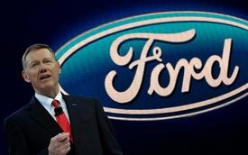 CEO Ford nhận lương khủng trong năm 2013
