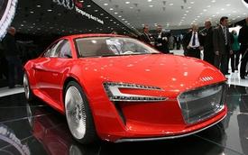 Audi ra mắt 17 mẫu xe mới và xe nâng cấp trong năm 2014