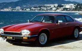 Jaguar tuyên chiến với S-Class Coupe bằng mẫu XJ Coupe mới