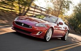Jaguar khai tử XK trong năm nay