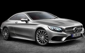 Mercedes-Benz E-Class và S-Class bán chạy nhất trong tháng 2