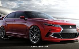 Mitsubishi Lancer XI Evo - Tương lai của sedan thể thao giá rẻ