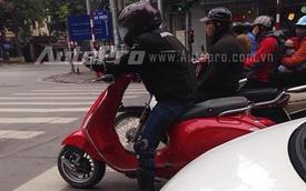 Lộ ảnh nóng Piaggio Vespa Primavera đèn vuông