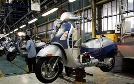 Tập đoàn Piaggio công bố kế hoạch ra mắt 19 mẫu xe mới
