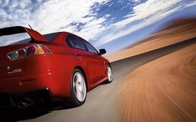 Năm tháng huy hoàng của Mitsubishi Lancer Evolution sắp đến hồi kết