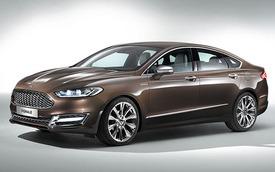 Ford Mondeo Vignale trở lại với sự sang trọng