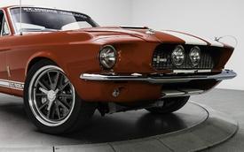 RK Motors giới thiệu RK527 Mustang Shelby GT500 800 mã lực