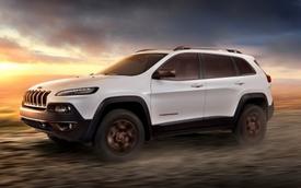 Jeep tiếp tục tung ra 4 mẫu concept tuyệt đẹp tại Bắc Kinh