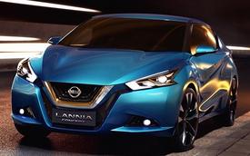 Nissan cân nhắc việc tung Lannia ra thị trường