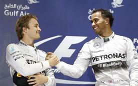 Bahrain GP: Mercedes lần thứ ba liên tiếp ca khúc khải hoàn