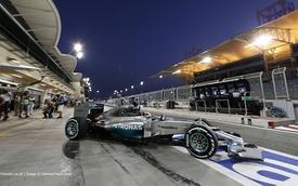 Bahrain Grand Prix: Mercedes lập hattrick chiến thắng?